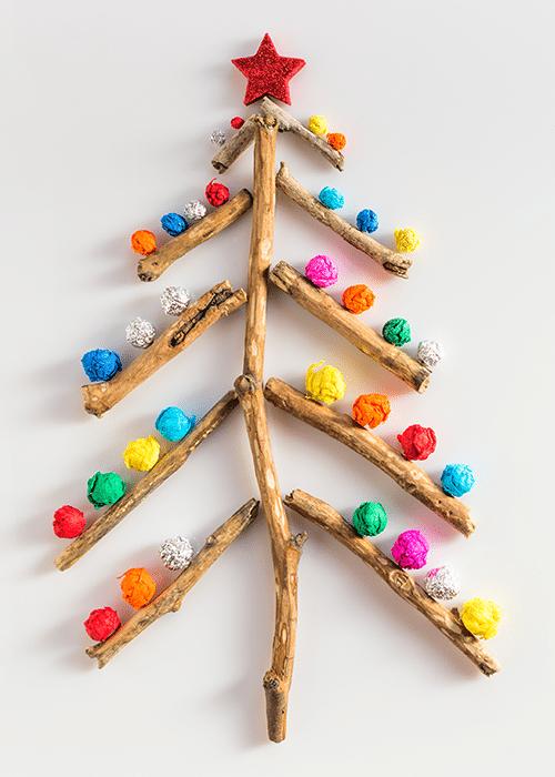02 Nachhaltiger Weihnachtsbaum