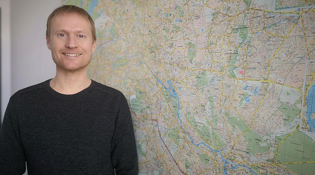Regionalmanager für den Bereich Berlin Daniel Bussin