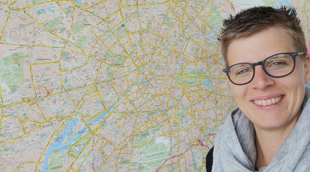 Anne ist Regionalmanager der Energiegewinner eG
