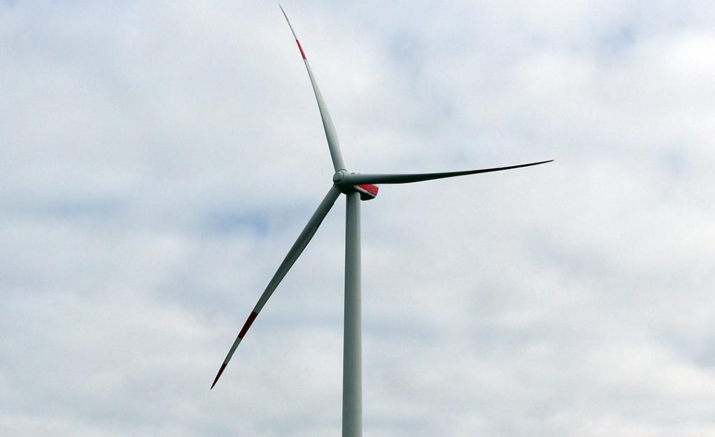 Windkraftanlage Karstädt