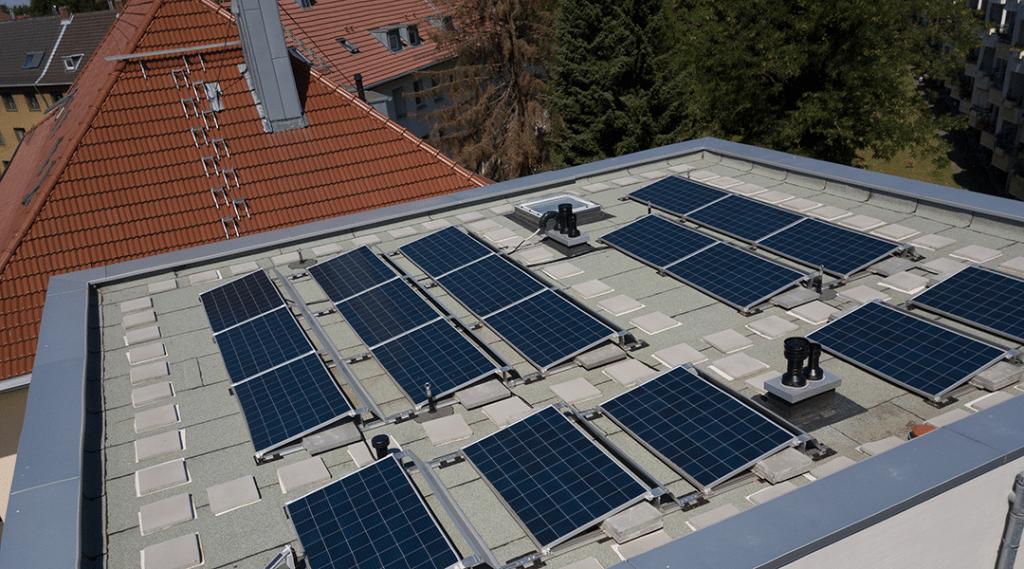 Photovoltaikanlage Ennenstraße Köln