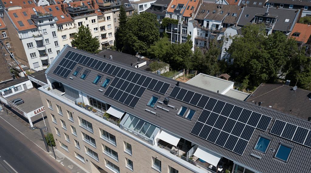 Photovoltaikanlage Subbelrather Straße