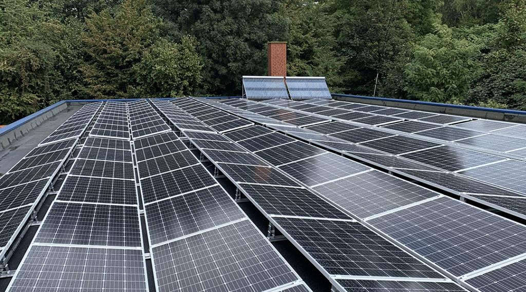 Photovoltaikanlage Erver Bochum