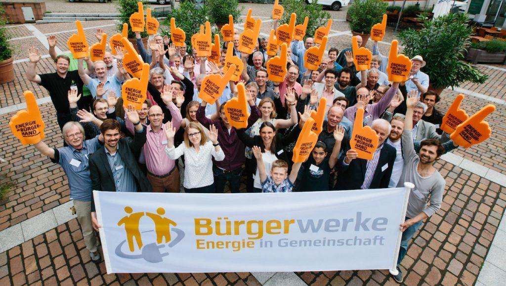 Unser starker Partner für eure sichere Versorgung: Die Bürgerwerke