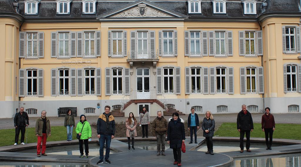 Gründungsteam der Regionalgruppe Leverkusen