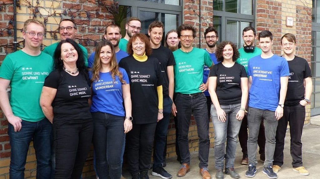 Team Projektgewinner im Mai 2019