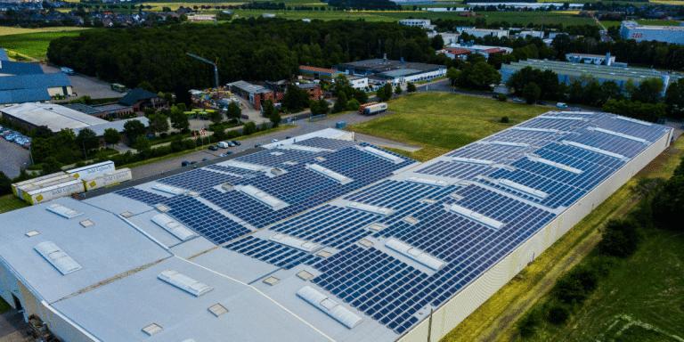 Photovoltaik für Betriebe