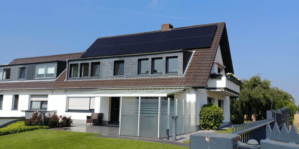 Photovoltaik für Eigenheime