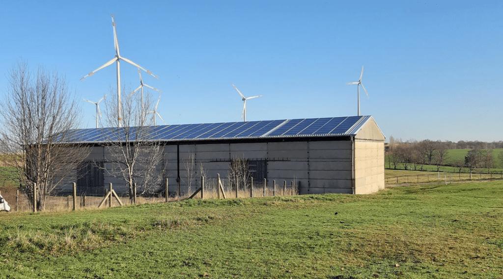 Photovoltaikanlage Naundorf 1
