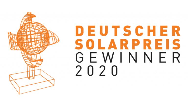Solarpreis 2020 Logo
