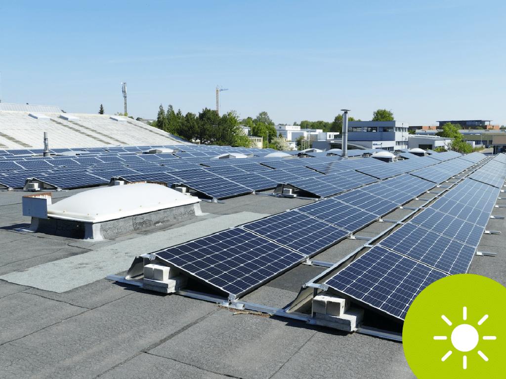 Photovoltaikanlage Novacom Aachen