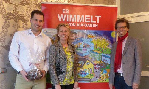 Energiegewinner unterstützen Bunter Kreis Rheinland e.V.