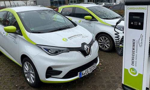 Energiegewinner-Carsharing startet in Eltville