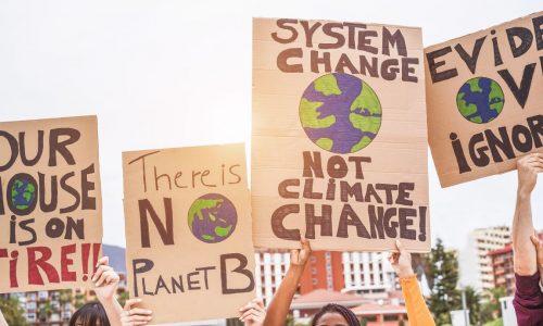 Klimawandel jetzt handeln