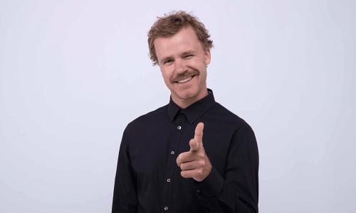 Neu im Projektmanagement-Team Philip Pape