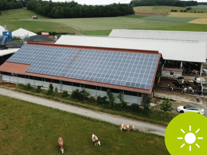 Photovoltaikanlage Stockert Krautheim